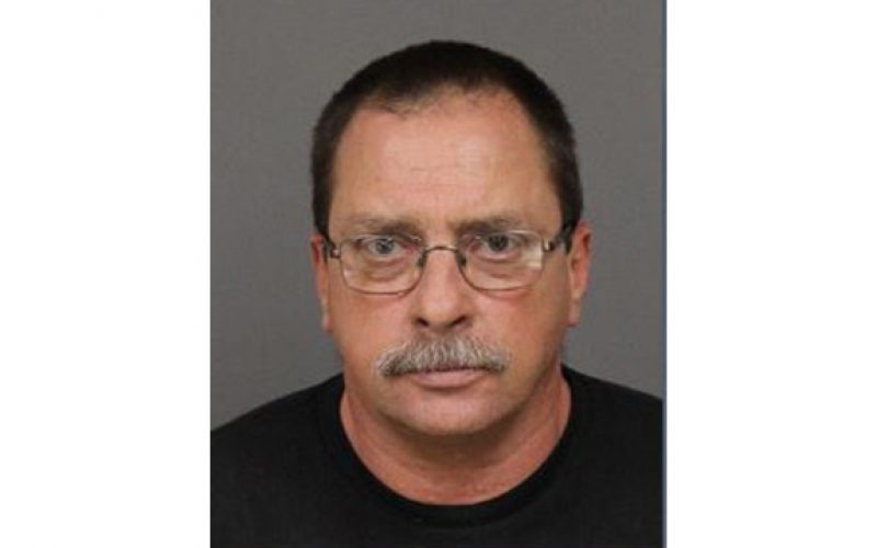 Man arrested for lewd act with minor
