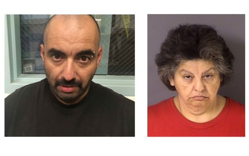 Man and his mother arrested after contentious encounter with Hollister police