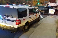 Man leads pursuit in stolen El Dorado Sheriff patrol SUV