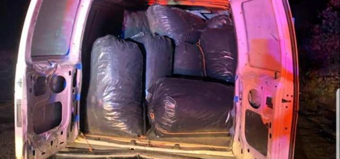 Corning PD confiscates 400 pounds of marijuana