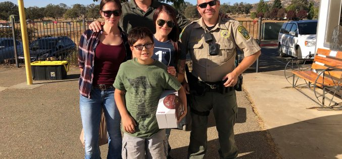 Mariposa County Sheriff: Our friend Lucca