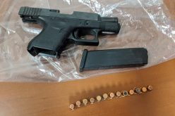 Man pulled over for speeding allegedly had weapons and drugs in car