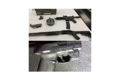Stockton probation search leads to gun confiscation