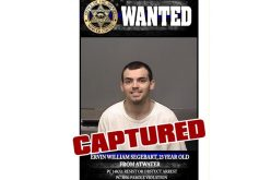 Merced County Sheriff announces STAR team fugitive apprehension
