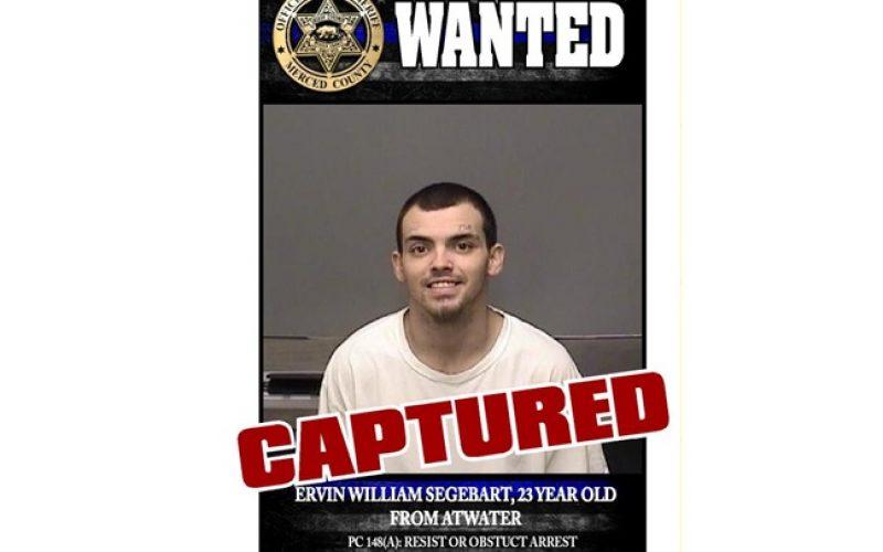 Merced County Sheriff announces STAR team fugitive apprehension