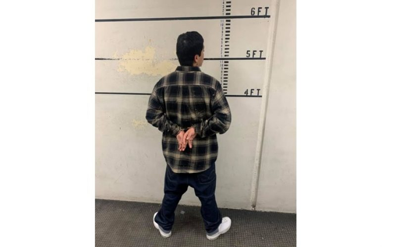 Suspected gang member arrested on gun charges in Salinas