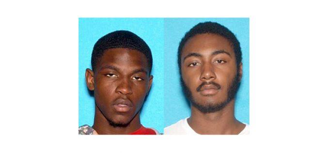 Three 'knock-knock' burglars caught after chase