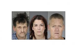 Suspected Heroin Dealer Arrested in Blue Lake; Two Others Cited