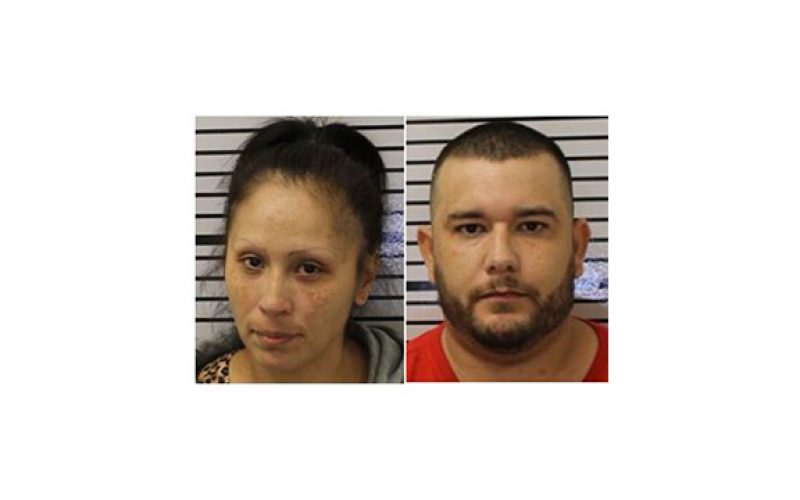Inebriated Pair Arrested With 5.5 Pounds of Meth While Taking Care of 3-Month Old Baby