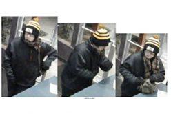 Armed robbery at Coast Cinemas on November 4