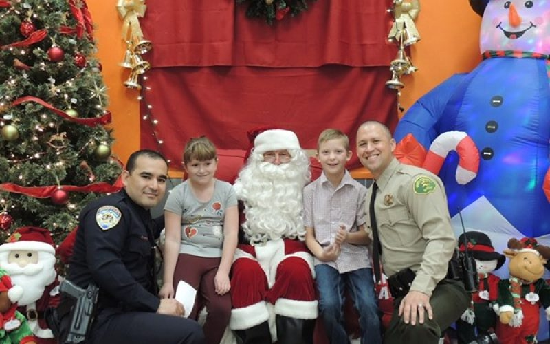 NorCal police agencies announce annual Shop-with-a-Cop event