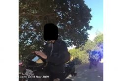 Frequent speeder on motorcycle caught by SRPD