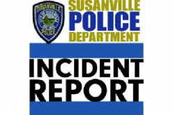 Three recent Susanville crimes result in two arrests