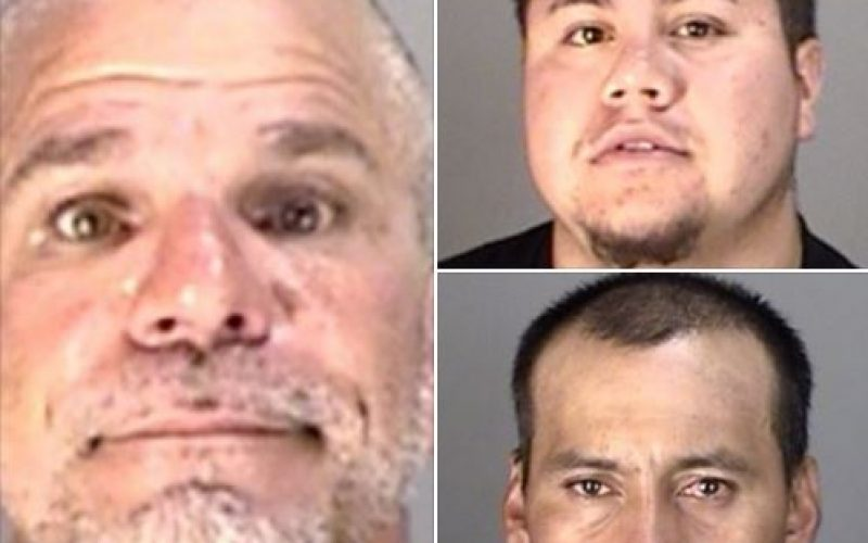 Have you seen any of these three fugitives?