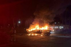 Police: Homeless man set truck, propane tanks on fire in attempt to end his life