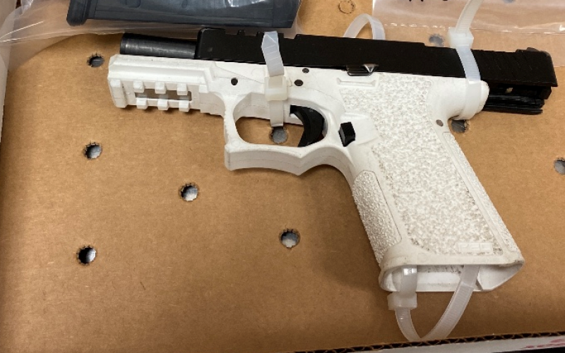 Cotati man on bail for prior drug & firearm case caught with drugs and firearm
