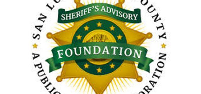 Sheriff's Advisory Foundation Scholarship Award Recipient