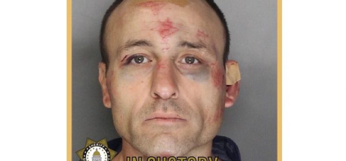 Sacramento Sheriff's Dept. announces arrest of homicide suspect