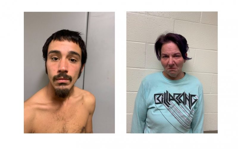 Red Bluff PD pinches a couple of grinches
