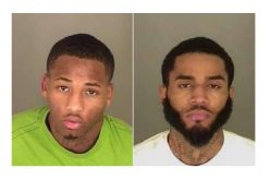 Monterey Police arrest 'window-smash' vehicle burglary suspects