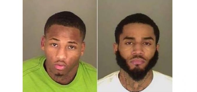 Monterey Police arrest 'window-smash' vehicle burglary suspects