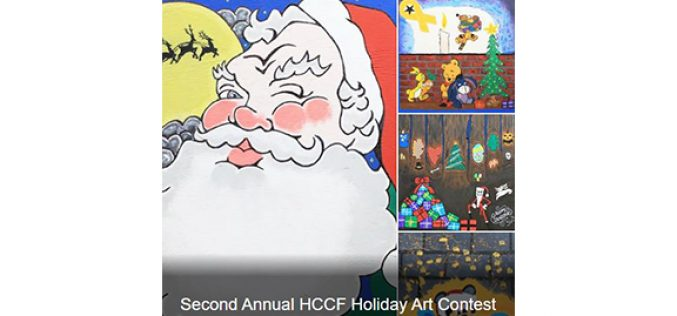 Correctional Facility Holiday Art Contest is back