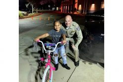 Officer with the South Sacramento CHP makes a difference