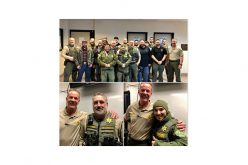 Inyo County Sheriff's Office Reveal fund-raising results of No-Shave November
