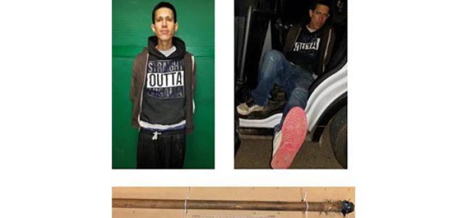 Serial Prowler Arrested In Ivanhoe