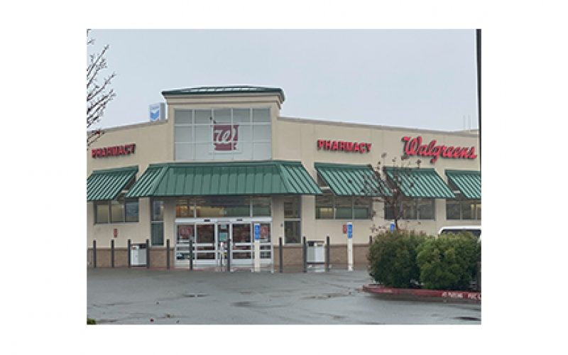 Suspect steals medication from Walgreen's