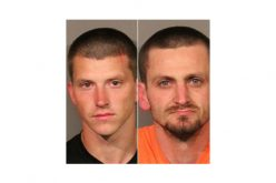 Loitering behind a business at 2:00 a.m. nets arrest of pair