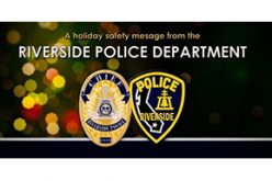 Riverside Police Department reminds us – if you see something, say something