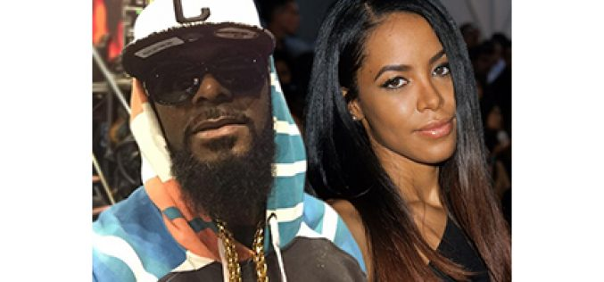 R. Kelly Hit With Aaliyah Fake ID Allegation … Feds Add to Indictment