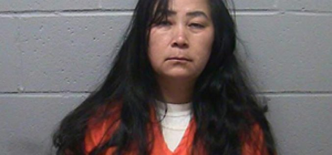 Woman arrested in shooting death of husband