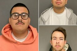 Robbery, assault with a deadly weapon arrest of trio