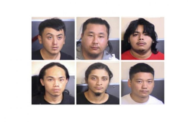 Seven Arrested in Senseless Mass Homicide