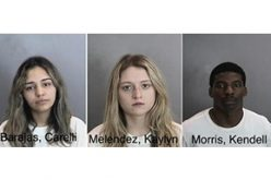 Three arrested in Anaheim for trafficking juvenile victim