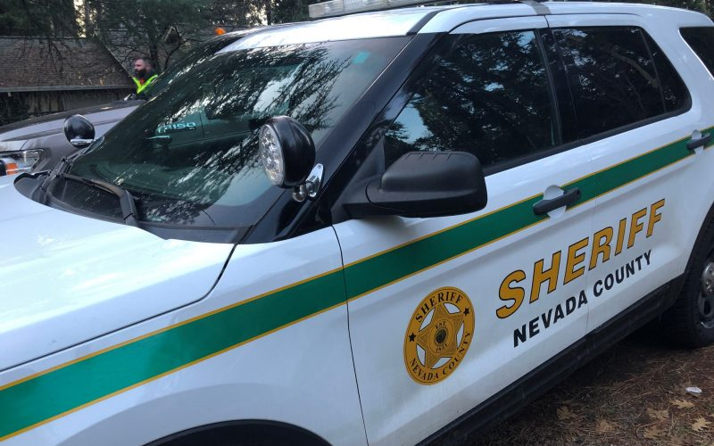 Nevada County Sheriff releases statement on New Year's Day officer-involved shooting