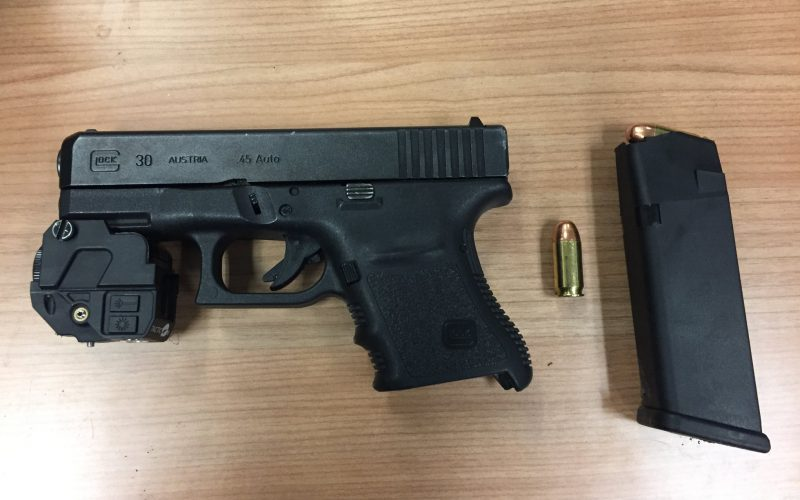 Fairfield PD issues press release on weapon possession, evasion arrest