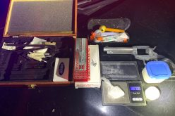 Stolen gun & suspected meth lead to arrest of two in Wheatland