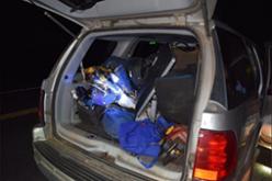 Beefed up patrols bust Burson Burglars