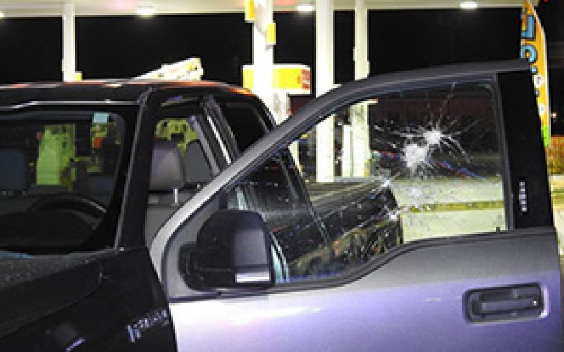 Shell Station Wye Road Shooting Suspect Slapped with an Array of Charges