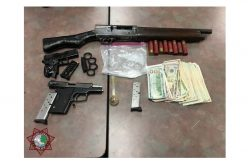 Sacramento man arrested after vehicle search turns up guns, drugs, and more