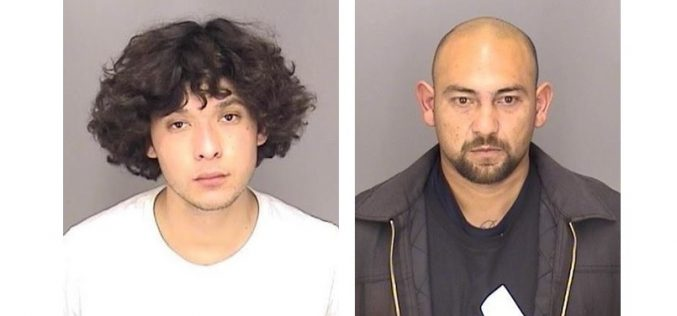 Los Banos Police arrest two on burglary, conspiracy charges