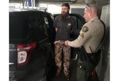 Tuolumne County man arrested on warrant, evasion