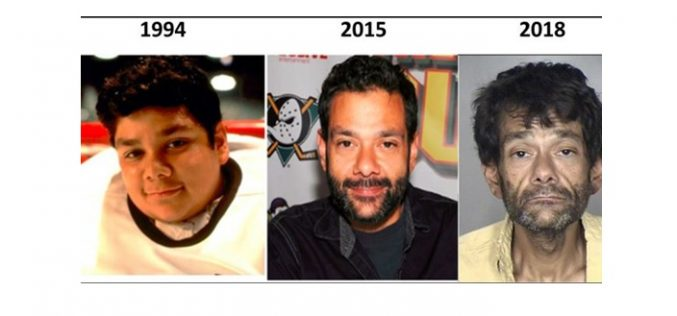 Mighty Ducks actor arrested on suspicion of burglary, being under the influence of controlled substance