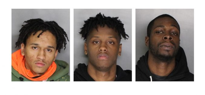 Three arrested in fatal Sacramento hotel shooting
