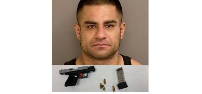 Foot pursuit ends with arrest of Watsonville gang member