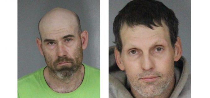 Humboldt County authorities arrest two in firewood theft investigation