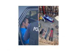 Catalytic converter thief arrested in Elk Grove
